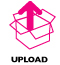 upload button